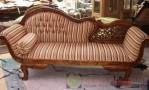 Sofa Ukir Bunga Teratai SF-S12