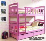 Tempat Tidur Anak Tingkat 3 TTAP-012