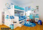 Tempat Tidur Anak Karakter Doraemon TTAP-015