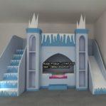 Tempat Tidur Anak Karakter Frozen TTAP-016