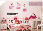Harga Tempat Tidur Anak Perempuan Hello Kitty TTAP-046
